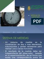 1 Unidad 1.1 Sistemas de Medida (Carac Estáticas - Dinámicas) Abril - Agosto 2015 (1)