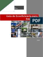 Guia de Ecoeficiencia Para Empresas