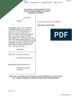 Beneficial Innovations, Inc. v. Blockdot, Inc. et al - Document No. 54