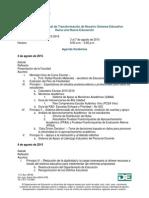 Agenda Sistemica 15-16