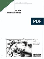 Electroneumatica Nivel Basico TP-201 FESTO