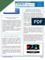 Ceprit_BoletinCPR03_2014 Seguridad y Salud en El Uso de Quimicos