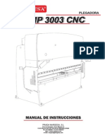 Plegadora Hidraulica Mp3003 Cnc 997 1407268418