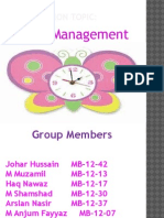 Final PPt of Time Management (2) - Copy (1)