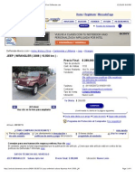 Jeep Unlimited Sahara 4puertas 4x4 2008 - $ 289000.00 en DeRemate.com