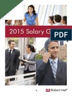 Guia Salarial 2015 [Robert Half]