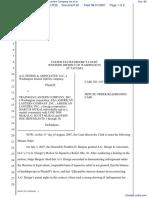 A G Design & Associates LLC v. Trainman Lantern Company Inc et al - Document No. 60