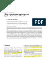 Bipolar Disorder Cognitive Dysfunction