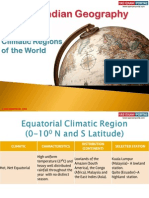 4(C) Climatic Regions of the World
