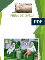 Fibra de Oveja