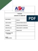 Asign EKM 322 Kesusasteraan Melayu
