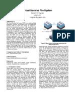 VMFS DeepDrive