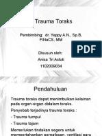 REF ANIS (Trauma Thorax)
