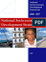National Socio Economic Development Strategy