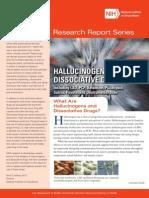 Hallucinogens and Dissociative Drugs