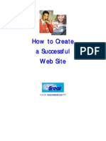 How to Create a Successful Website