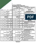 Programma Exetaseon TEFAA Anatolikis Attikis 2013