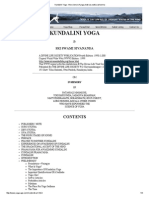0. Kundalini Yoga - the science of yoga,chakras,nadis,sushumna.pdf