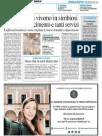 Speciale Università - Il Resto del Carlino del 29 luglio 2015