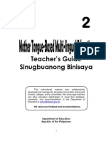 Teaching Guide Mtb-mle Grade2
