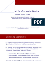 11.Corporate Control