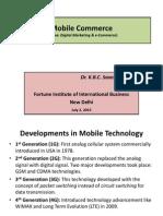 fiib-dmec2015-mobile commerce