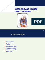 Fall Protection & Ladder Safety