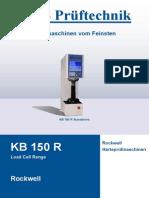 01-KB 150 R -deu