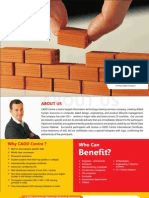 CADD Centre Course Summary_pdf