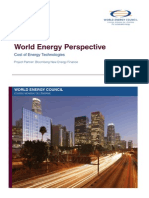Report of 2013 from World Energy Council