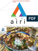 Reach AIRIA-Retail Shop Office Sector 68 Gurgaon 9650129697