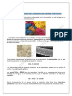 Desarrollo y Estudio de La Tintura de Fibras Proteicas