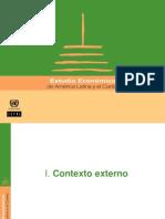 Cepal - Cenário Econômico 2015