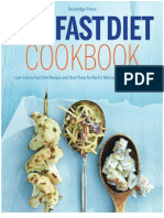 The Fast Diet Cookbook