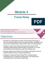 Module 3 Frame-Relay
