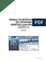 Manual Urbatool