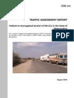 Traffic Report _ LASA