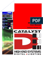 Catalyst User Manual Version 2