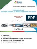 Program Kerja Ditjen IUBTT Kemenperin 2013&2014
