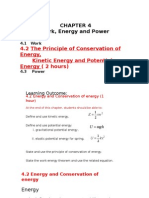CHAPTER 4.2 (conservation of energy).pptx