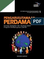 Buku 1 Pengarusutamaan Perdamaian1