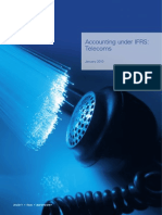 Accounting Under IFRS Telecom