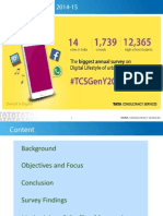 TCS-GenY-Survey-2014-15