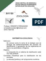 CLASE 02 SISTEMATICA ZOOLOGICA