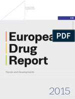 European Drug Report 2015 Trends and Developments