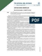 RD 304-2014 Reglamento Ley 10-2010