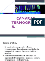 Camaras termograficas