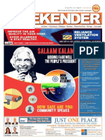 Indian Weekender 31 July 2015