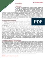 Puelles Benitez, Problemas Actuales de Política Educativa