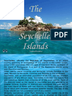 Seychelles Islands, far away the cruel world